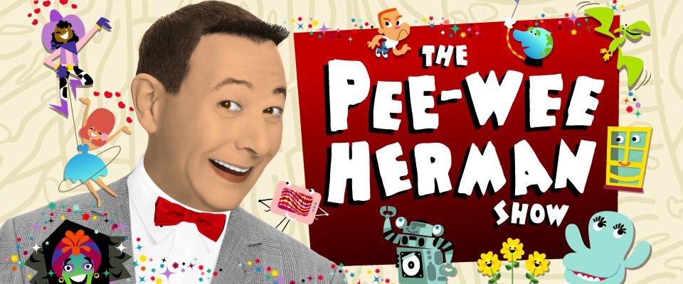 wee herman on reviews pee broadway