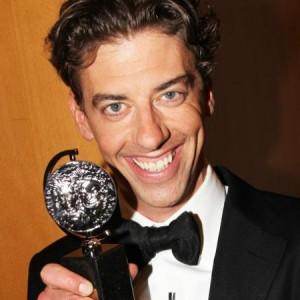 Christian Borle Tony Awards